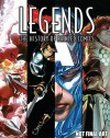 Legends: The History of Painted Comics Hc - Chris Lawrence, Alex Ross