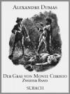 Der Graf von Monte Christo - Zweiter Band (German Edition) - Eckhard Henkel, Fritz Bergen, Max Pannwitz, Alexandre Dumas