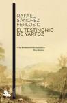 El testimonio de Yarfoz - Rafael Sánchez Ferlosio