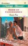 Bride of Convenience - Susan Fox