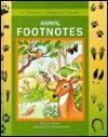 Animal Footnotes - Q.L. Pearce