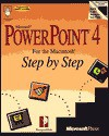 Microsoft PowerPoint 4 for the Macintosh Step by Step - Stephen Johnson