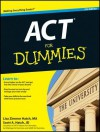 ACT For Dummies - Lisa Zimmer Hatch, Scott A. Hatch
