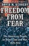 Freedom From Fear - David M. Kennedy