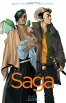 Saga, Volume 1 - Brian K. Vaughan, Fiona Staples