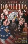 The United States Constitution: A Round Table Comic Graphic Adaptation - Thomas Jefferson, John Adams, Thomas Paine, James Madison, Nadja Baer, Nathan Lueth