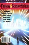 Fantasy & Science Fiction, May/June 2011 - Gordon Van Gelder, Alexandra Duncan, S.L. Gilbow, Ken Liu, Albert E. Cowdrey, Kate Wilhelm, Chet Williamson, Robert Reed, Don Webb, Carter Scholz, Scott Bradfield, Steven Popkes