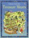 Treasure Mazes - Jenny Tyler, Kim Blundell