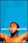 Cassell's Sports Quotations - David Pickering