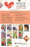 Free Quilts of Love Fiction Sampler - Sandra D. Bricker, Bonnie S. Calhoun, Carla Olson Gade, S. Dionne Moore