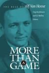 More than a Game: The Best of Alf Van Hoose - Alf Van Hoose, Creg Stephenson, Edward Mullins, Susanna Van Hoose Feld, Susanna Van Hoose