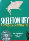 Skeleton Key (Book & CD) - Anthony Horowitz
