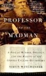 The Professor & the Madman - Simon Winchester