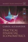 Market Risk Analysis, Practical Financial Econometrics (The Wiley Finance Series) (Volume II) - Carol Alexander