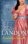 Scandalous Innocent (Mills And Boon Single Titles) - Juliet Landon