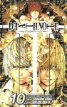 Death Note, Vol. 10: Deletion - Tsugumi Ohba, Takeshi Obata