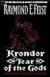 Krondor: Tear of the Gods (Riftwar Legacy Series #3) - Raymond E. Feist