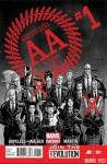 Avengers Arena #1 - Dennis Hopeless