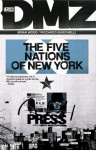 DMZ Vol. 12: The Five Nations of New York - Brian Wood, John Paul Leon