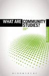 What are Community Studies? - Graham Crow