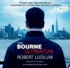 The Bourne Ultimatum (Jason Bourne Book #3): A Novel - Scott Brick, Robert Ludlum
