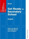 Bond Get Ready For Secondary School - Andrew Baines