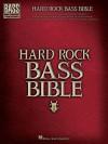 Hard Rock Bass Bible - Hal Leonard Publishing Company