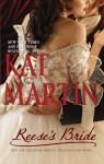 Reese's Bride (The Bride Trilogy) - Kat Martin