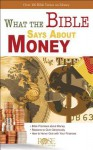 What the Bible Says about Money: Over 100 Bible Verses on Money - Rose Publishing