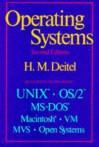 An Introduction To Operating Systems - Harvey M. Deitel, Harvey M. Dietel