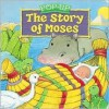 Read and Play: The Story of Moses (Read & Play) - Bookworks, Marilyn Moore, Chi Chung
