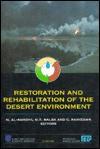 Restoration and Rehabilatation of the Desert Environment - N. Al-Awadhi, M. T. Balba, C. Kamizawa