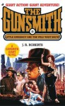 The Gunsmith Giant #009: Little Sureshot and the Wild West Show - J.R. Roberts