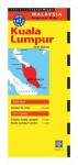 Kuala Lumpur Travel Map Sixth Edition - Periplus Editions, Periplus Editions