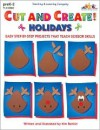 Cut and Create! Holidays - Kim Rankin