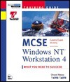 MCSE Training Guide: Windows NT Workstation 4 [With Contains a Test Engine Similar to the Actual Test] - Dennis Maione