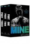 That Girl is Mine - Complete Series: Part One, Part Two, Part Three - Eve Cates