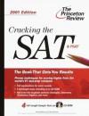Cracking the SAT with CD-ROM, 2002 Edition - John Katzman, Adam Robinson