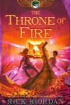 Throne of Fire - Rick Riordan