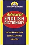 Random House Webster's Advanced English Dictionary - Dictionary