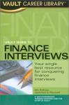 Vault Guide to Finance Interviews, 5th Edition - D. Bhatawedekhar