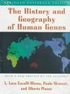 The History and Geography of Human Genes - Luigi Luca Cavalli-Sforza, Paolo Menozzi, Alberto Piazza