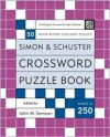 Simon and Schuster Crossword Puzzle Book: The Original Crossword Puzzle Publisher - John M. Samson