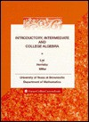 Hcb-Introductory Intermediate College Algebra - Margaret L. Lial, Charles David Miller, John Hornsby