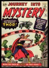 Journey into Mystery #83: Vintage Marvel Poster Series - Asgard Press
