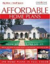 Affordable Home Plans - Creative Homeowner
