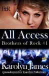 All Access - Karolyn James