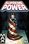 Supreme Power, Volume 1: Contact - J. Michael Straczynski, Gary Frank
