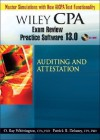 Wiley Cpa Examination Review Practice Software 13.0 Audit - Patrick Traynor, O. Ray Whittington
