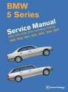 BMW 5 Series (E34) Service Manual: 1989, 1990, 1991, 1992, 1993, 1994, 1995: 525i, 530i, 535i, 540i, Including Touring - Bentley Publishers